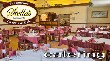 Catering On or Off Premises