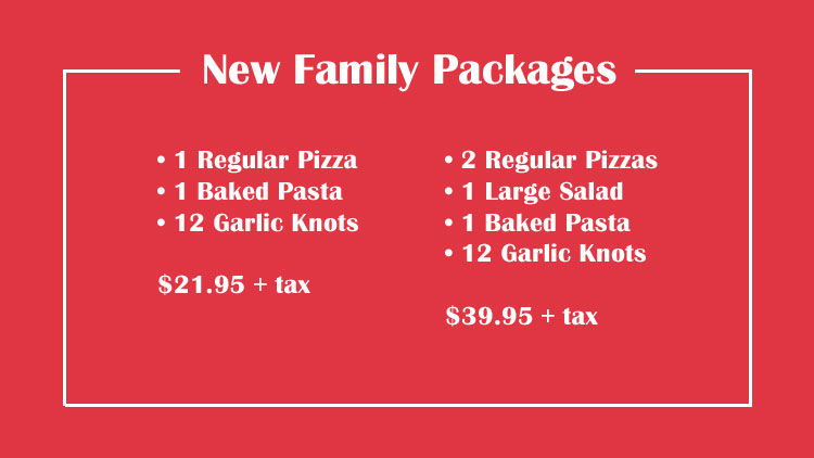 \Family Packages